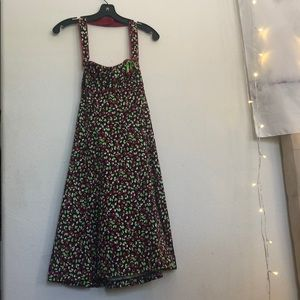Nanette Lepore cherry dress